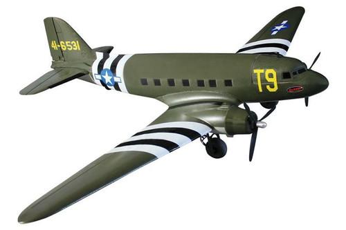 Dynam C47 V2 Green SRTF (W/2.4G TX, AU Adapter,mode 2) with stabilizer