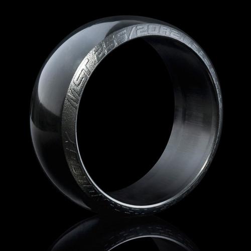 MST FR-F tire (medium) Gold Dot 2/pack