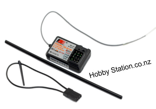 Flysky FS-GR3C FS-GR3E 3CH 2 4Ghz Receiver For FS GT3B GT2