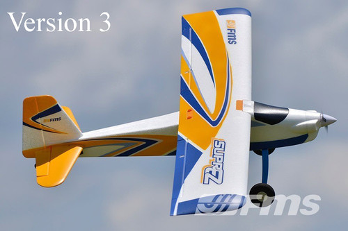 FMS 1220mm Super EZ Trainer V4 Ready To Fly (  with float version) + Stabilizer