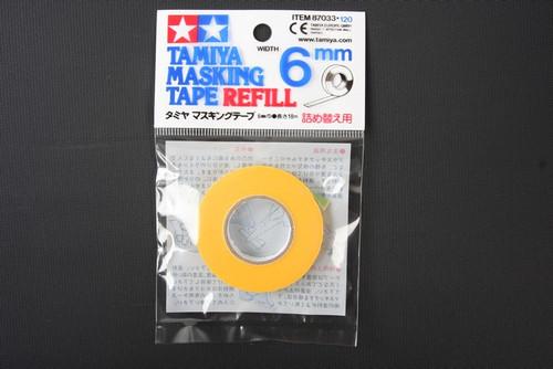 Tamiya 6mm Masking Tape Refill [87033]