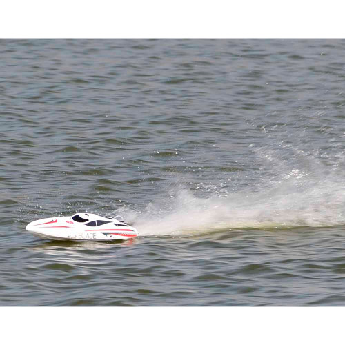 RC boat blade