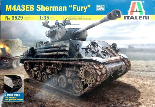 Italeri - 1/35 M4A3E8 Sherman