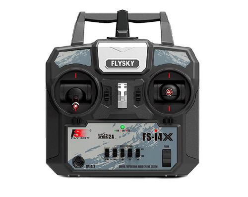 Flysky FS-i4X 2.4Ghz 4 Channel Transmitter & Receiver