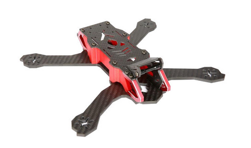iFlight Dragon Teeth V2 5 inch 220mm Low Rider FPV Racing Frame Kit Freestyle Carbon Fiber