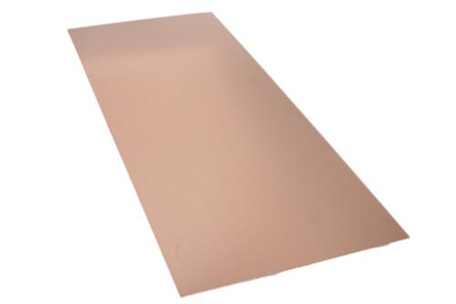 "K&S Copper Sheet .016"" x 4"" x 10"" #277"
