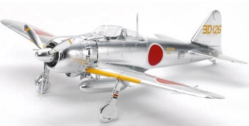 Tamiya 1/48 - Mitsubishi A6M5/5a (ZEKE) Zero Fighter Silver Plated  [10317]