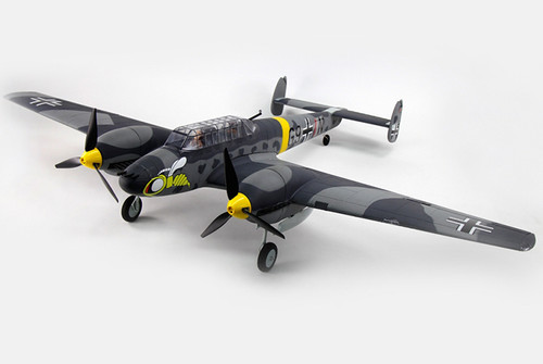 DYNAM MESSERSCHMITT BF110 1500MM