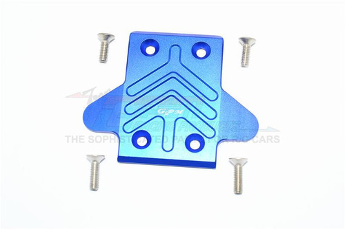 ALUMINUM FRONT CHASSIS PROTECTION PLATE -5PC SET
