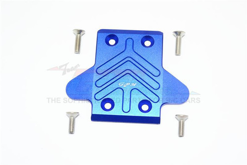 ALUMINUM FRONT CHASSIS PROTECTION PLATE -5PC SET FOR SENTON