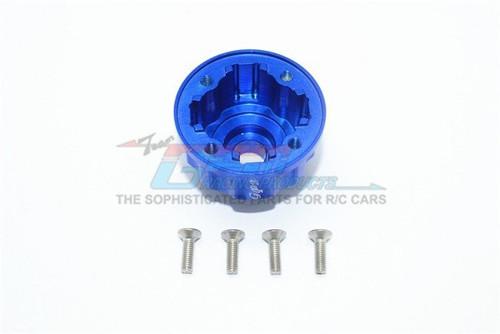 TRAXXAS E-REVO VXL Aluminum Differential Case For Front / Rear / Center - 5pc set - GPM ER2011