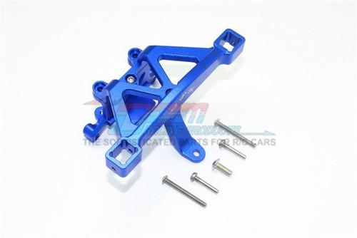 TRAXXAS 1/10 E-REVO VXL Aluminum Front Body Mount - 6pc set - GPM ER2029
