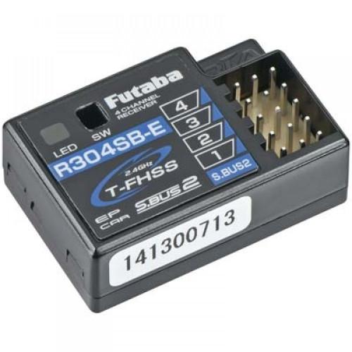 Futaba - R314SB-E 4 Channel 2.4GHz T-FHSS Receiver
