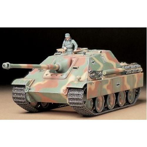 Tamiya - 1/35 German Jagdpanther Late Version WWII Plastic Model Kit [35203]