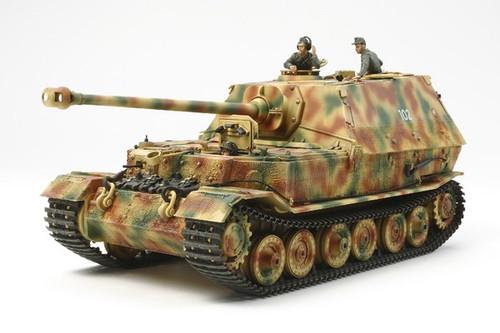 Tamiya - 1/35 German Tank Destroyer Elefant Plastic Model Kit [35325]