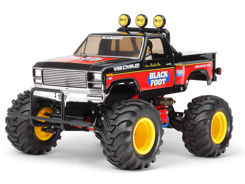 Tamiya 58633 - 1/10 Blackfoot 2016 RC Kit