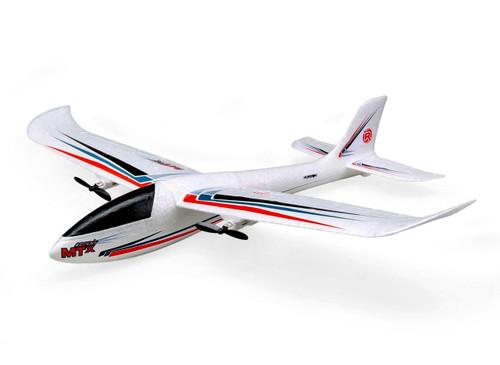 Ascent Micro Twin X 530mm RC Gilder RTF 762-1 EPP