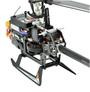 OMP Hobby M2 V2 Electric Helicopter BNF Version ( Orange)