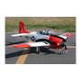 "FMS T-28 V2 Red 800mm (31.5"") Wingspan - RTF  ( Red)"