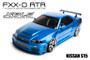 MST FXX-D 1/10 Scale 2WD Brushless RTR Drift Car w/Nissan R34 GT-R Body