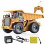 HUINA 1540 1:18 2.4GHz 6CH RC Alloy Dump Truck