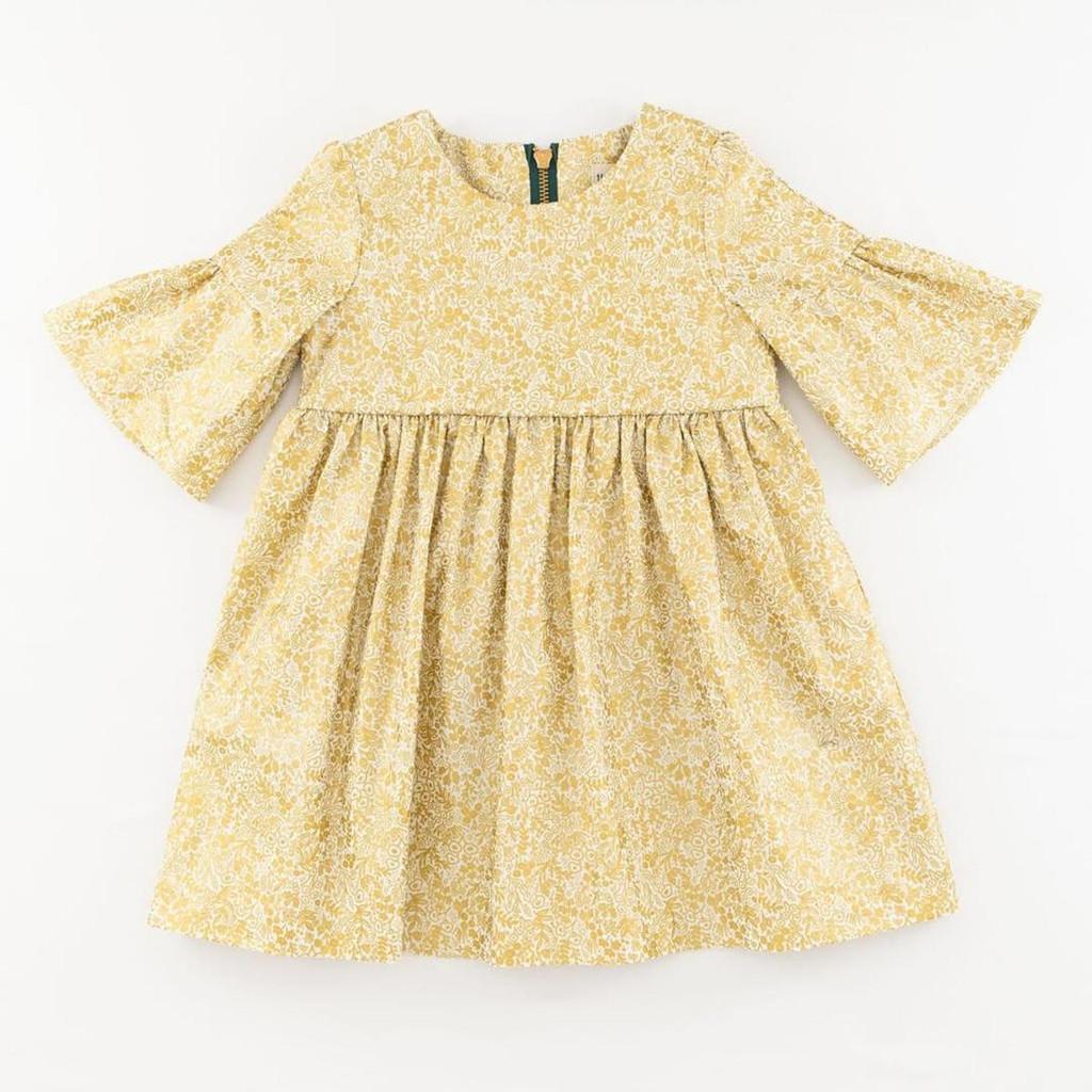 Party Dress, Golden Garden