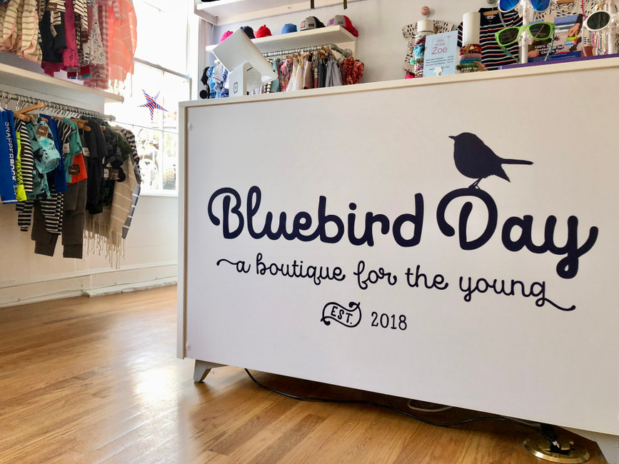 Welcome to Bluebird Day Online!