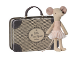 Ballerina Mouse In Suitcase, Big Sister