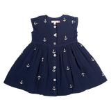 Winnie Dress, Dress Blues