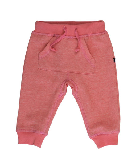 Didi Terry Lounge Pants, Pink