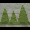 Winnebago Contour-fit Class A RV Cover, green trees logo