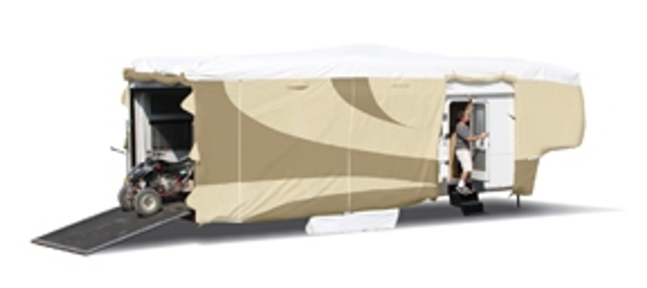 DS Tyvek, Fifth Wheel Travel Trailers