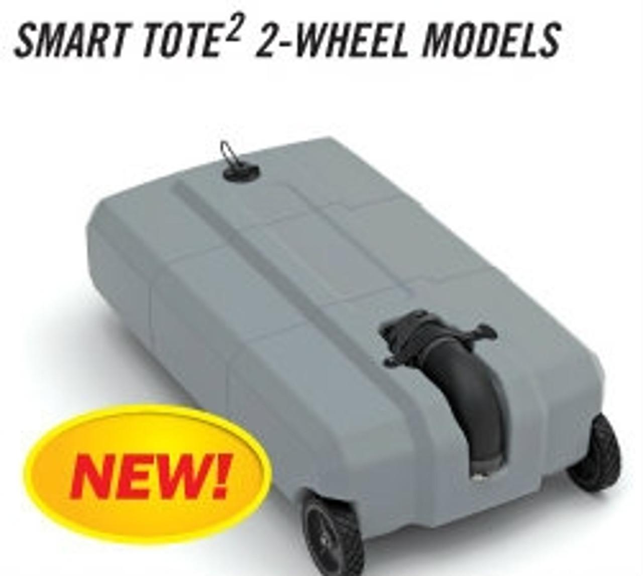 Smart-Tote 2 Two Wheel Tote Tanks