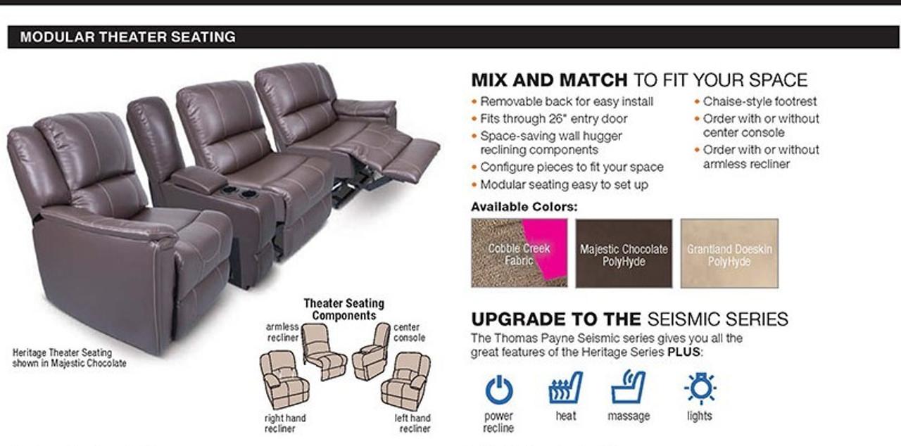 Buy 3 Modular Furniture Pieces and Save $50