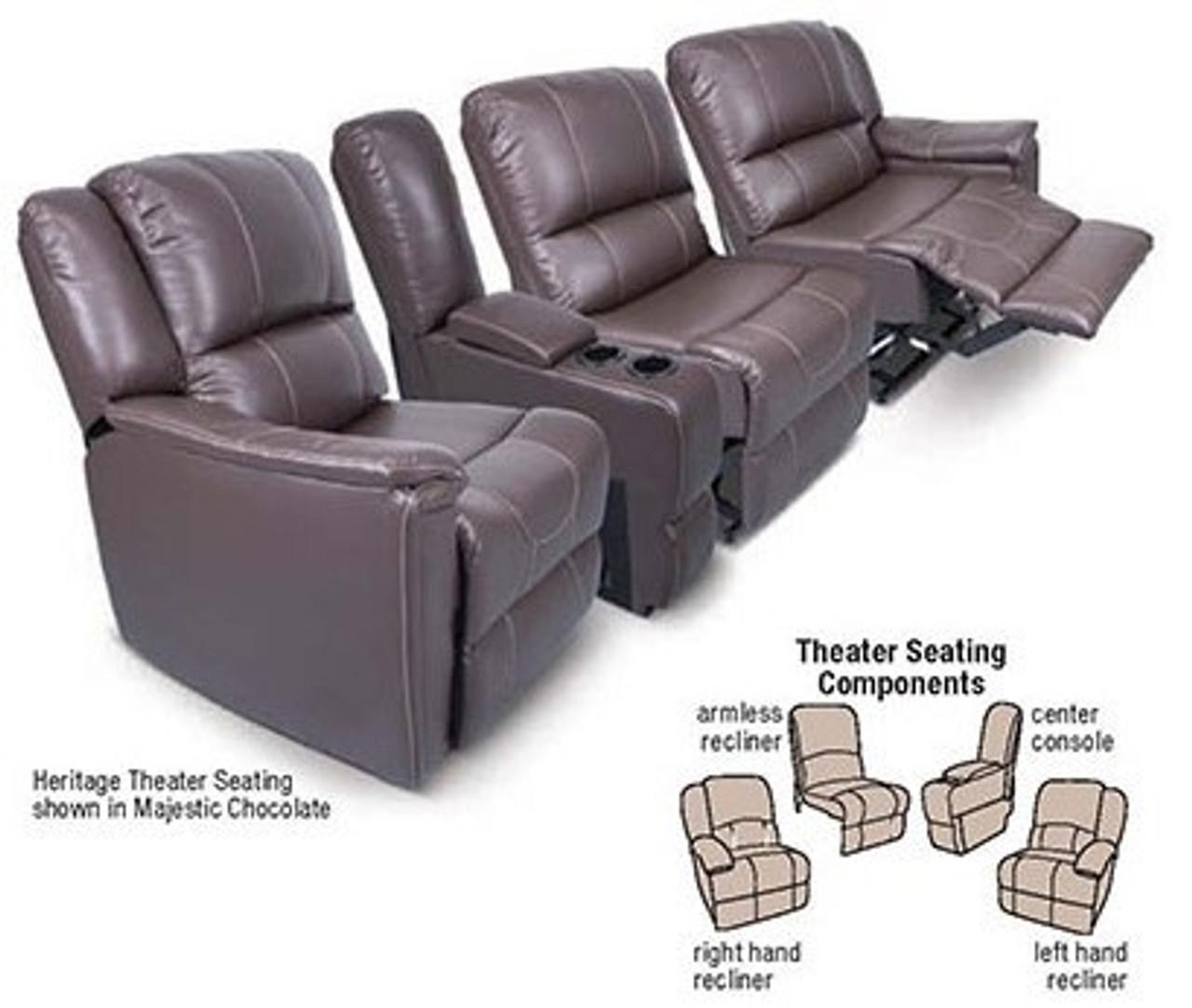 Modular Theater Seating