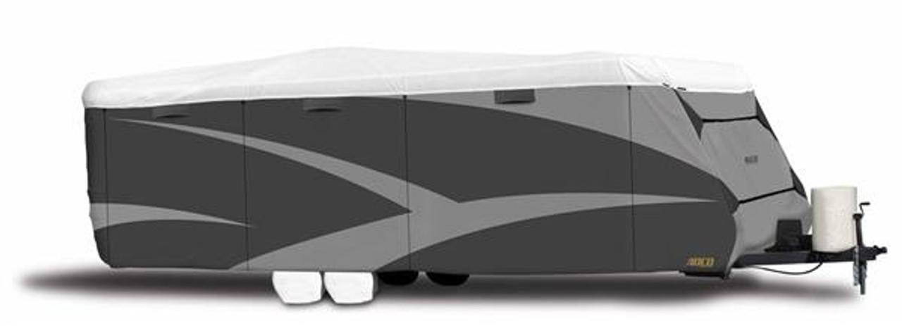 AC+Wind Tyvek RV Covers, Travel Trailer