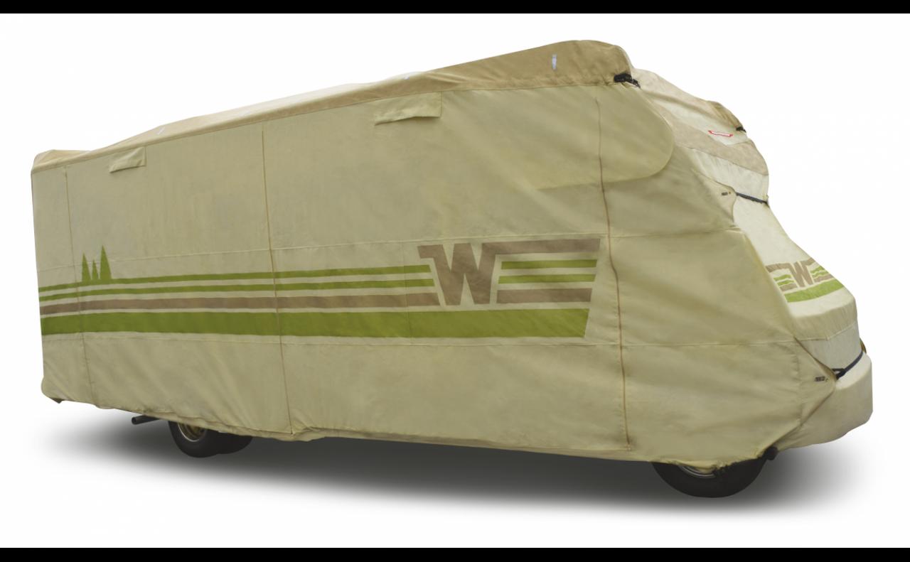 Contour-fit Class C RV Covers