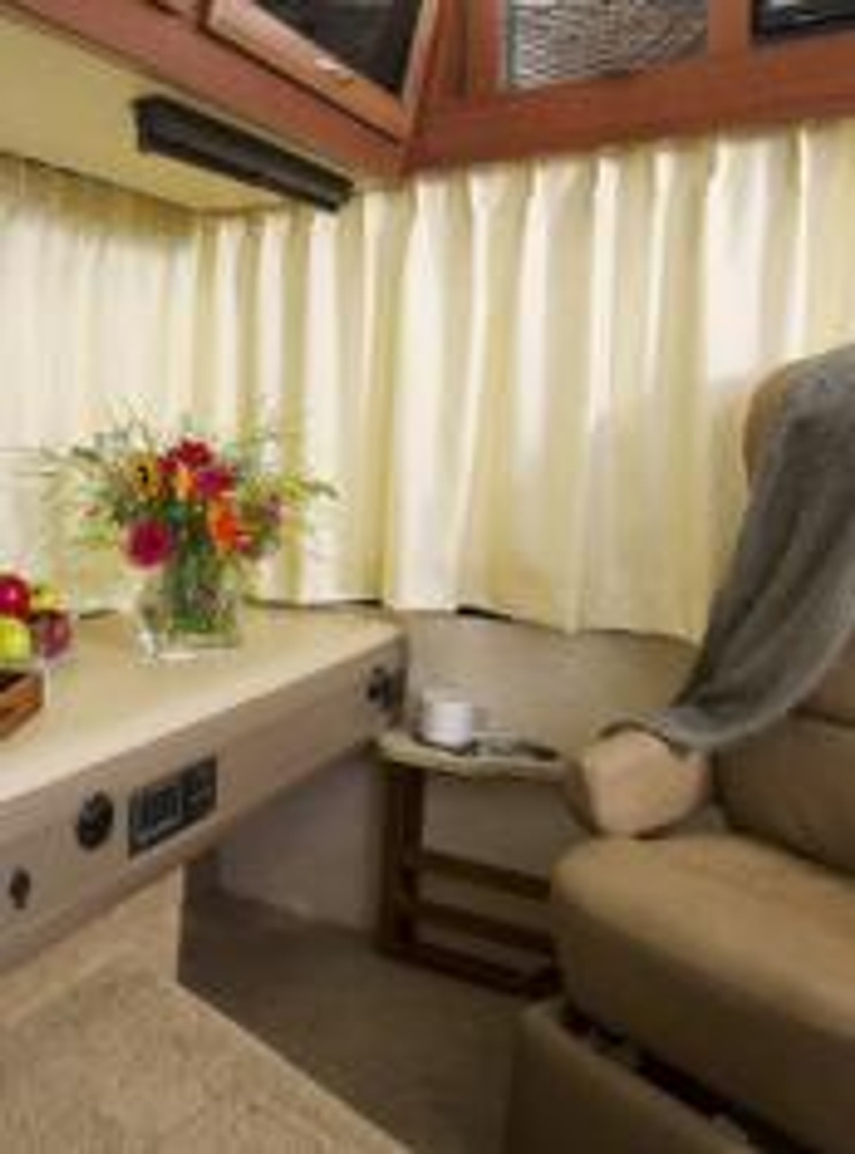 Custom RV Window Treatments