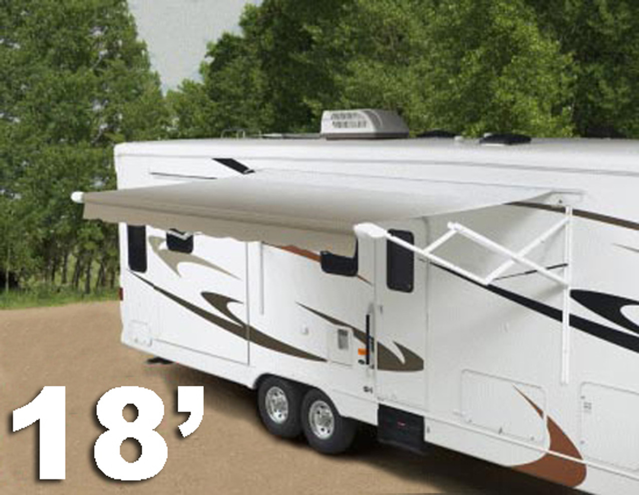 18' 12-volt Travel'r Awning, Complete on mobile home photography, mobile home building, mobile home flooring, mobile home travel, mobile home carports, mobile home patio room, mobile home patio covers, mobile home yard designs, mobile home steps, mobile home decks, mobile home aluminum siding, mobile home doors, mobile home security cameras, mobile home double hung windows, mobile home pools, mobile home window 30x53 taratone, mobile home moving trucks, mobile home mirrors, mobile home front landscape,