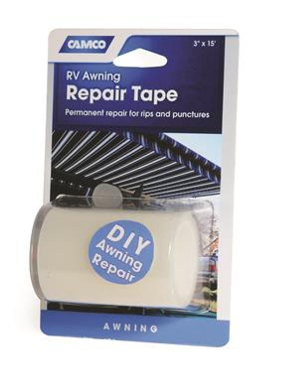 "Camco Awning Repair Tape, 3"" x 15'"