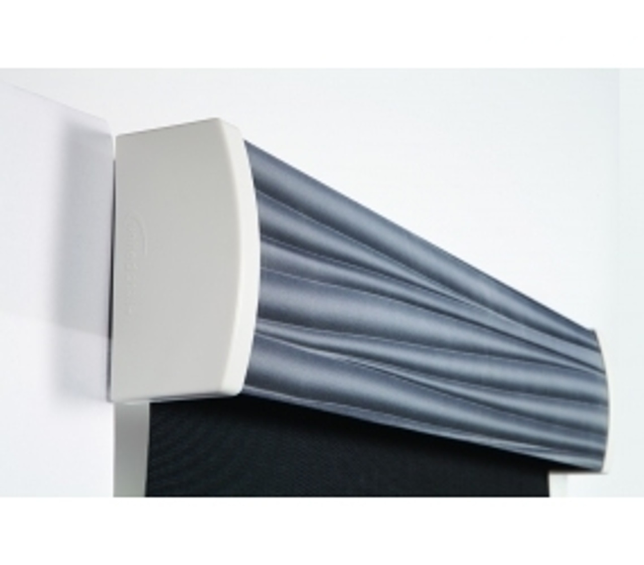 Impulse Single Roller Shade with Valance