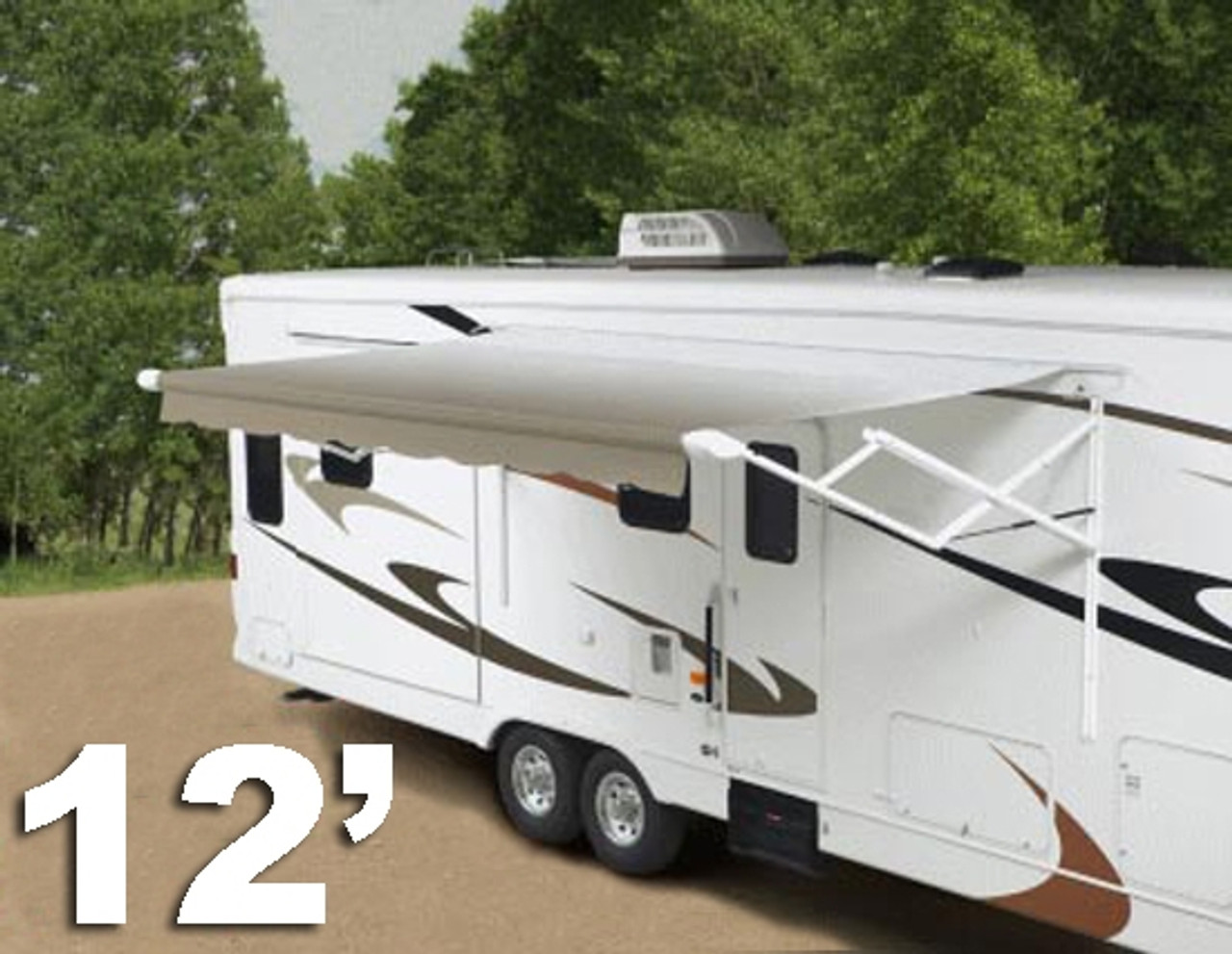 12' RV Patio Awnings, Complete