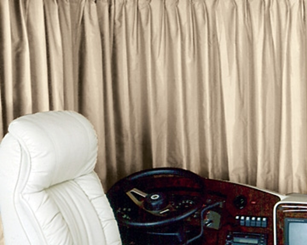 RV Drapes & Window Blinds