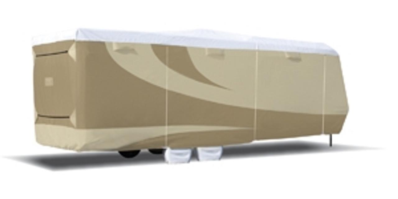 Designer Series Tyvek RV Covers, Toy Hauler TT