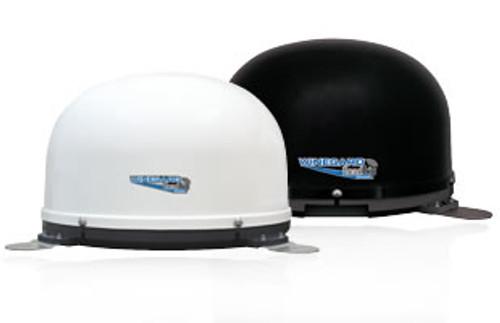 The RoadTrip MiniMax, In-Motion - Color: Black dome