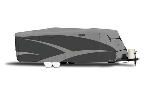 """Designer Series SFS AquaShed RV Cover, Travel Trailer  - Size: 31'7""""-34'"""