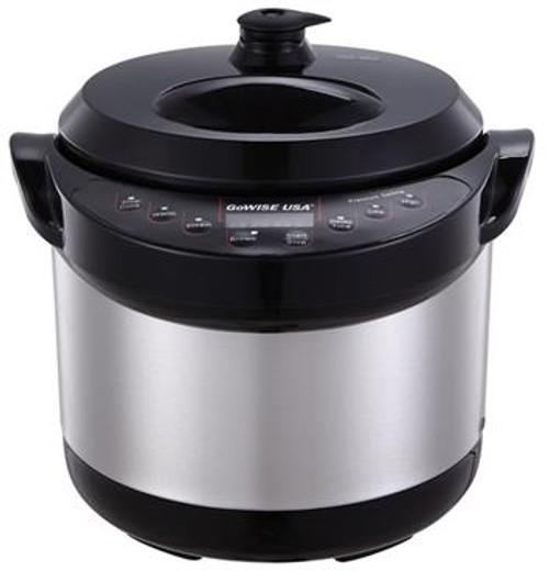 Electric Pressure Cooker, 3-quart
