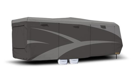 "Designer Series SFS AquaShed RV Cover, Toy Hauler TT - Size: 33'7""-37'"
