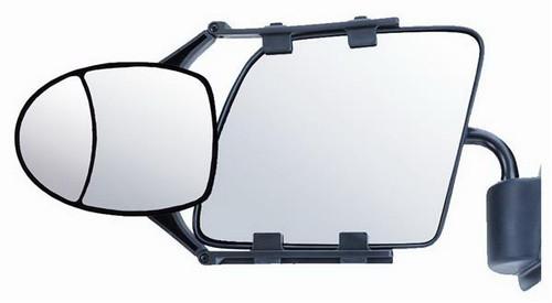 Cipa Dual-View Clip-on Towing Mirror