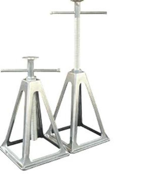 Stabilizing Aluminum Jack Stands - 2 Pack